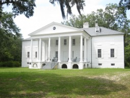 At the Hampton Plantation