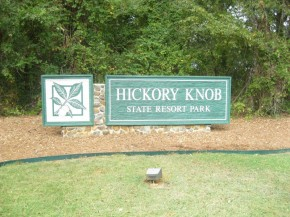 The only state park you can actually drink at... DING DING DING!!!