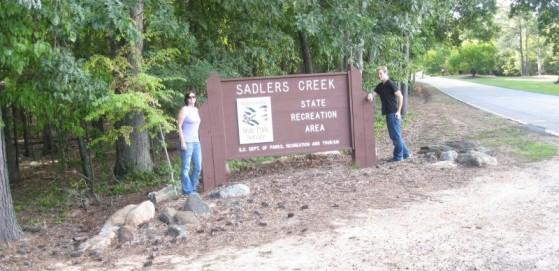 Sadlers Creek St. Park