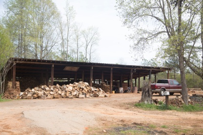 Kinard Firewood located in Little Mountain, SC.