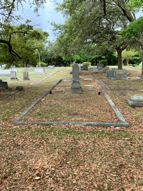 This is the location used for Judith Myers burial site. What I loved about this scene are all the callbacks to the original film. First, it placed us back in the cemetery and it paid tribute to Judith who we were introduced to in the original film.